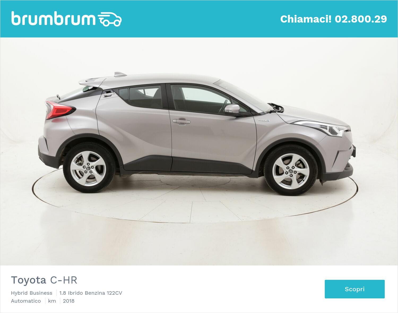 Toyota C-HR Hybrid Business usata del 2018 con 79.058 km | brumbrum