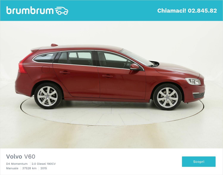 Volvo V60 usata del 2015 con 37.615 km   brumbrum