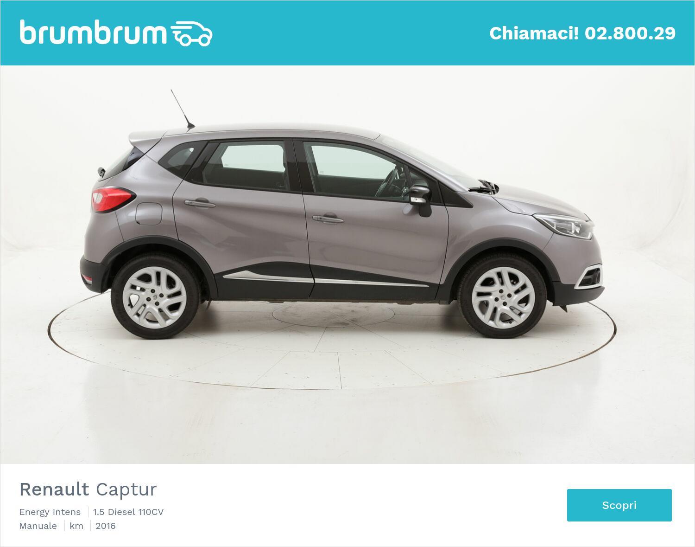Renault Captur Energy Intens usata del 2016 con 104.961 km | brumbrum