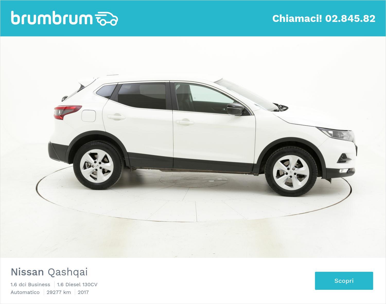 Nissan Qashqai usata del 2017 con 29.800 km | brumbrum