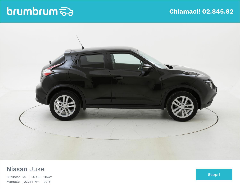 Nissan Juke usata del 2018 con 23.949 km | brumbrum