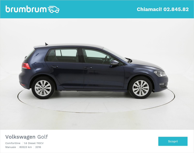 Volkswagen Golf usata del 2016 con 80.968 km | brumbrum