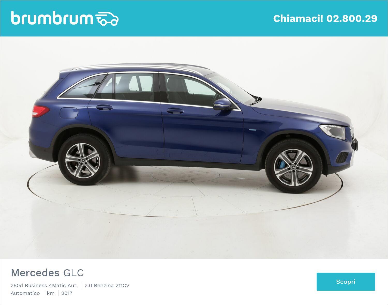 Mercedes GLC 250d Business 4Matic Aut. usata del 2017 con 47.697 km | brumbrum