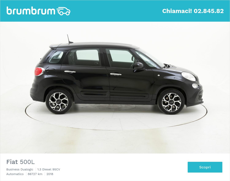Fiat 500L usata del 2018 con 86.752 km | brumbrum
