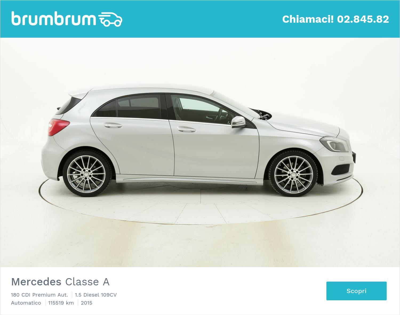 Mercedes Classe A usata del 2015 con 116.089 km | brumbrum