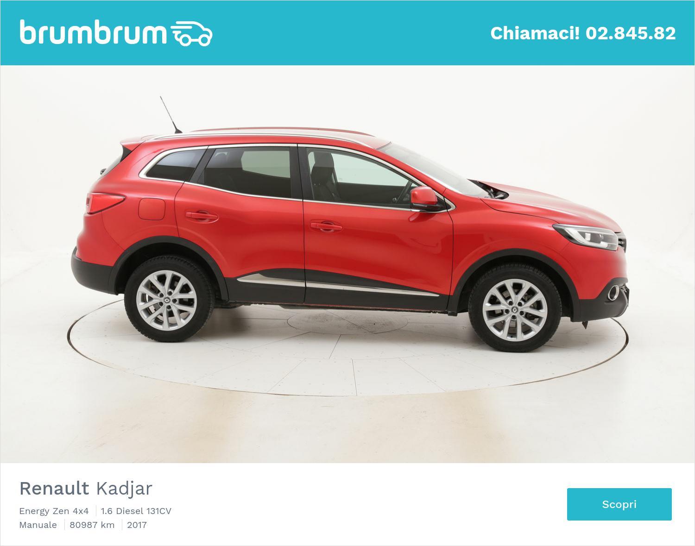 Renault Kadjar usata del 2017 con 81.504 km | brumbrum