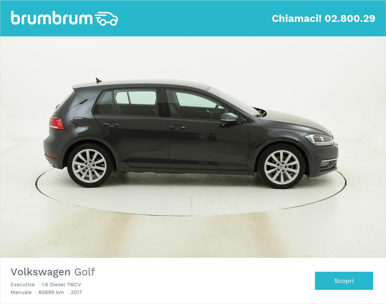 Volkswagen Golf Executive usata del 2017 con 61.146 km | brumbrum