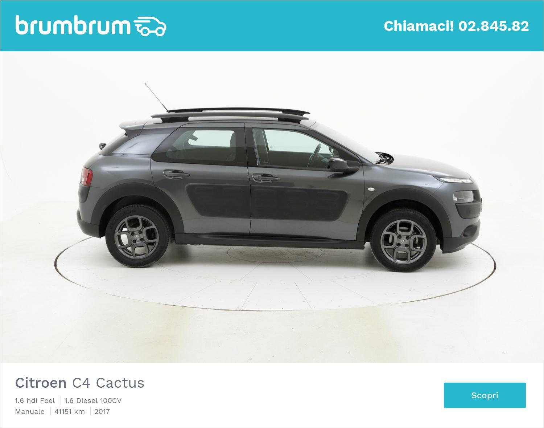 Citroen C4 Cactus usata del 2017 con 41.269 km | brumbrum