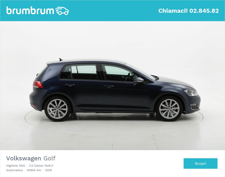 Volkswagen Golf usata del 2016 con 41.051 km | brumbrum