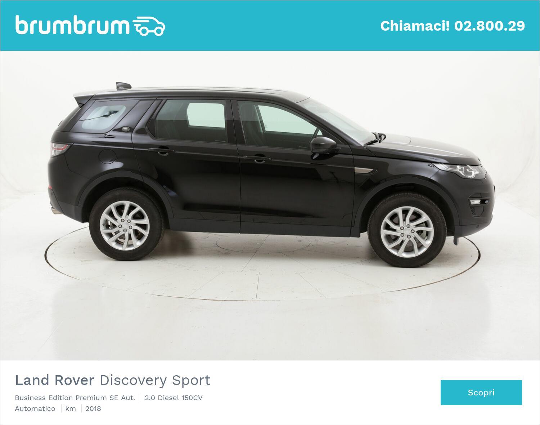 Land Rover Discovery Sport Business Edition Premium SE Aut. usata del 2018 con 21.022 km | brumbrum