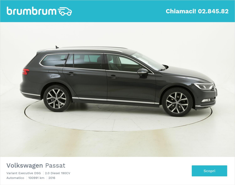 Volkswagen Passat usata del 2016 con 101.391 km   brumbrum