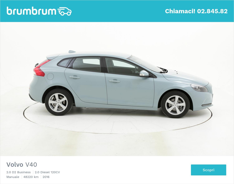 Volvo V40 usata del 2016 con 48.264 km | brumbrum