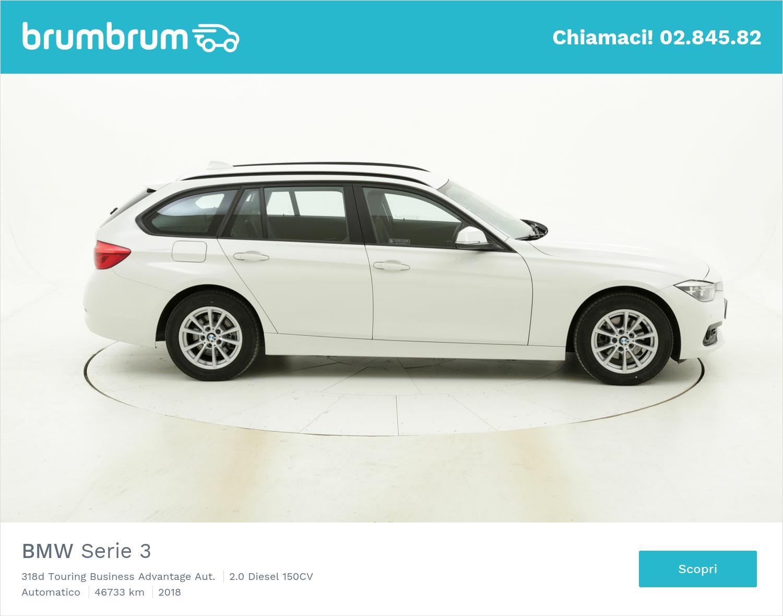 BMW Serie 3 usata del 2018 con 46.922 km | brumbrum