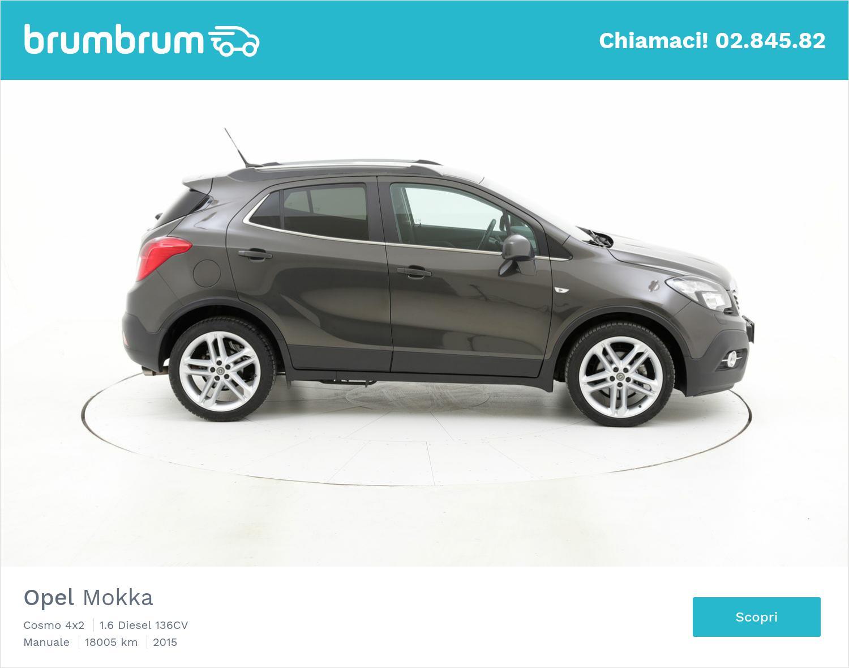 Opel Mokka usata del 2015 con 18.283 km | brumbrum