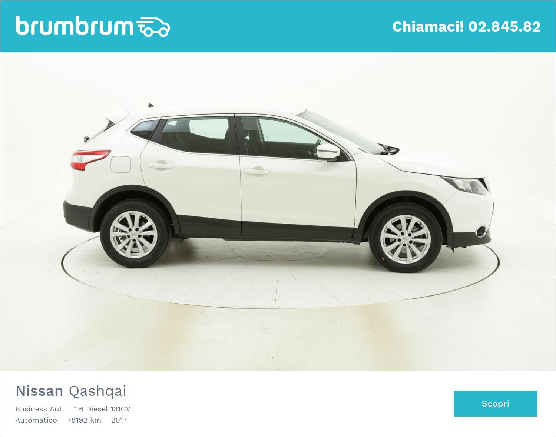 Nissan Qashqai usata del 2017 con 78.820 km | brumbrum