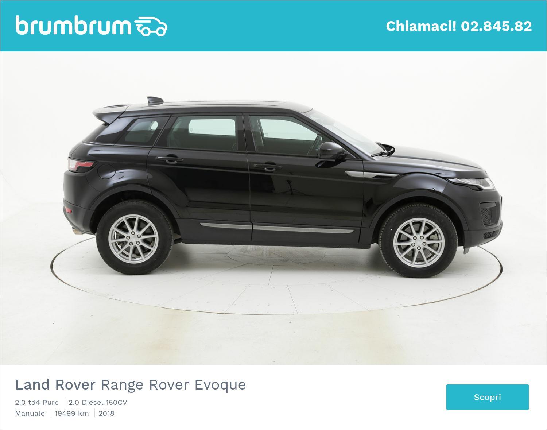 Range Rover Evoque usata del 2018 con 19.986 km | brumbrum