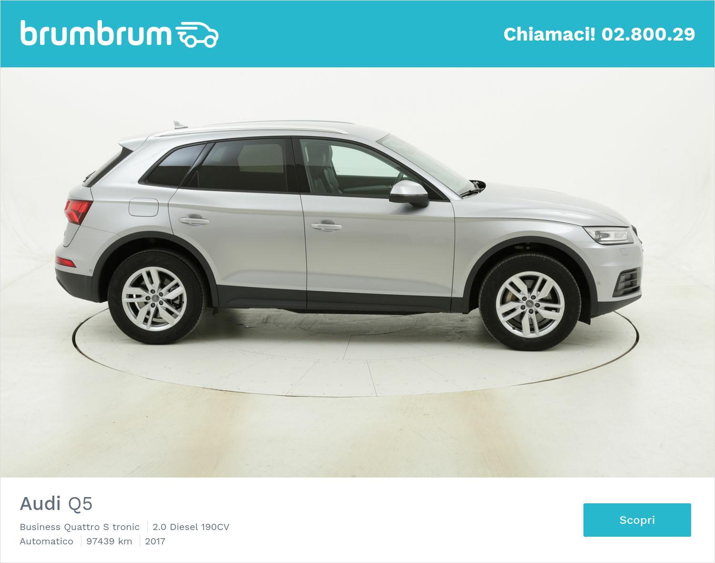 Audi Q5 Business Quattro S tronic usata del 2017 con 97.449 km | brumbrum