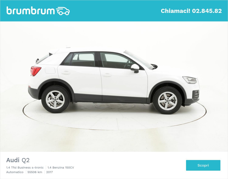 Audi Q2 usata del 2017 con 55.646 km | brumbrum