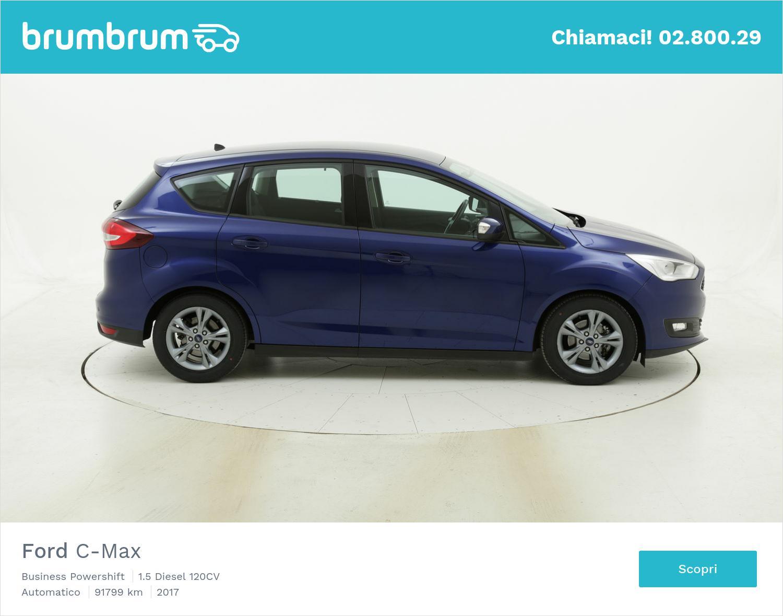 Ford C-Max usata del 2017 con 91.950 km   brumbrum