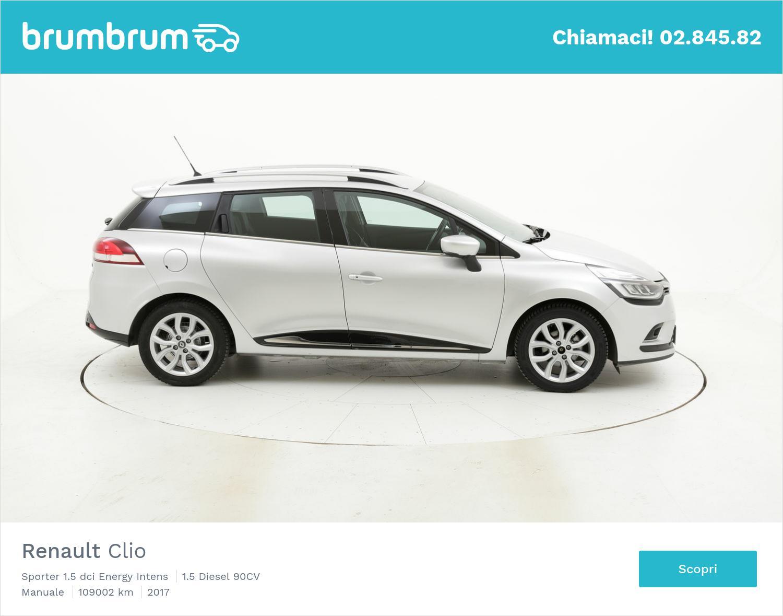 Renault Clio usata del 2017 con 109.537 km | brumbrum