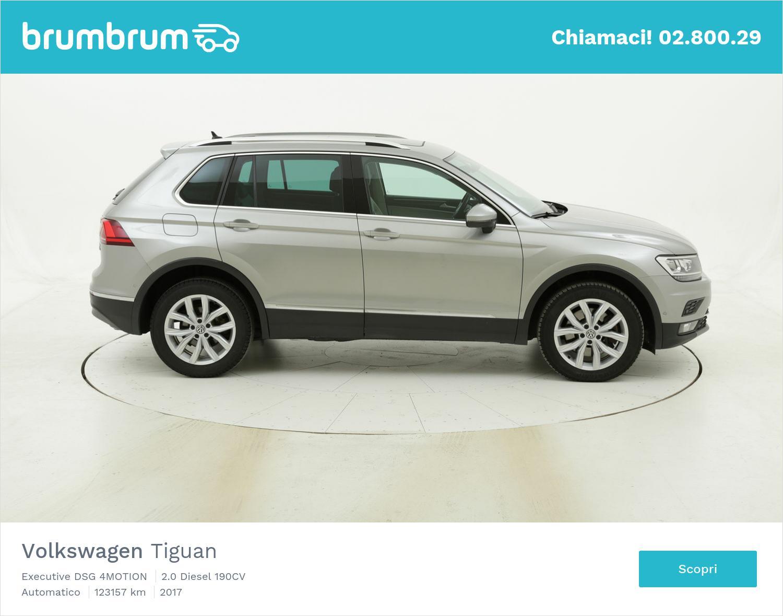 Volkswagen Tiguan usata del 2017 con 123.785 km | brumbrum