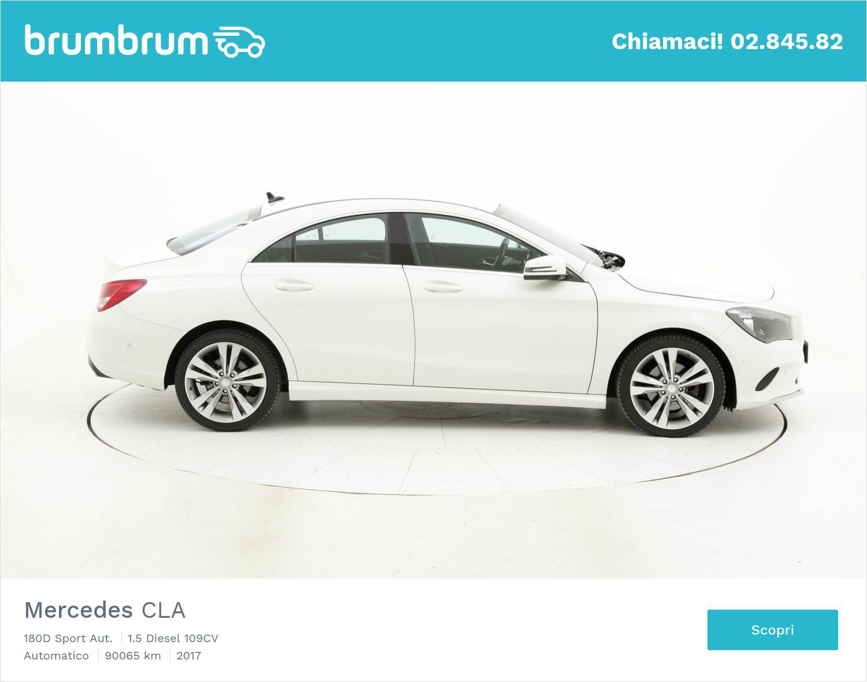 Mercedes CLA usata del 2017 con 90.316 km | brumbrum