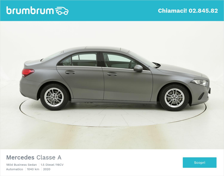 Mercedes Classe A usata del 2020 con 1.157 km | brumbrum