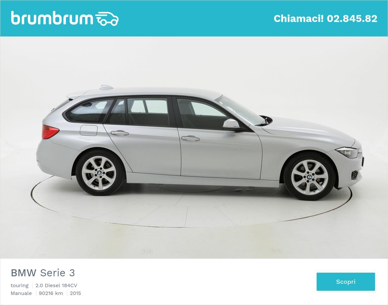 BMW Serie 3 usata del 2015 con 90.241 km | brumbrum
