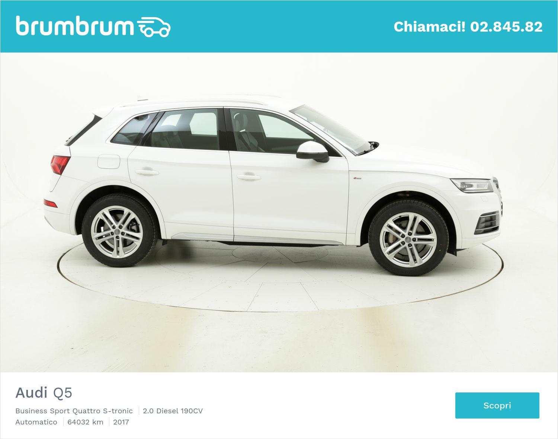 Audi Q5 usata del 2017 con 64.050 km | brumbrum