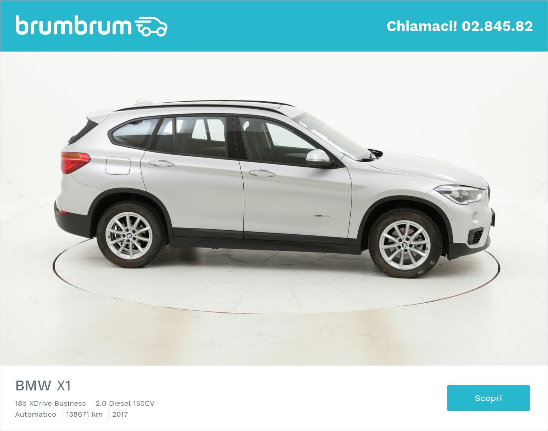 BMW X1 usata del 2017 con 139.337 km | brumbrum