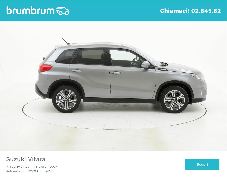Suzuki Vitara usata del 2016 con 69.258 km | brumbrum
