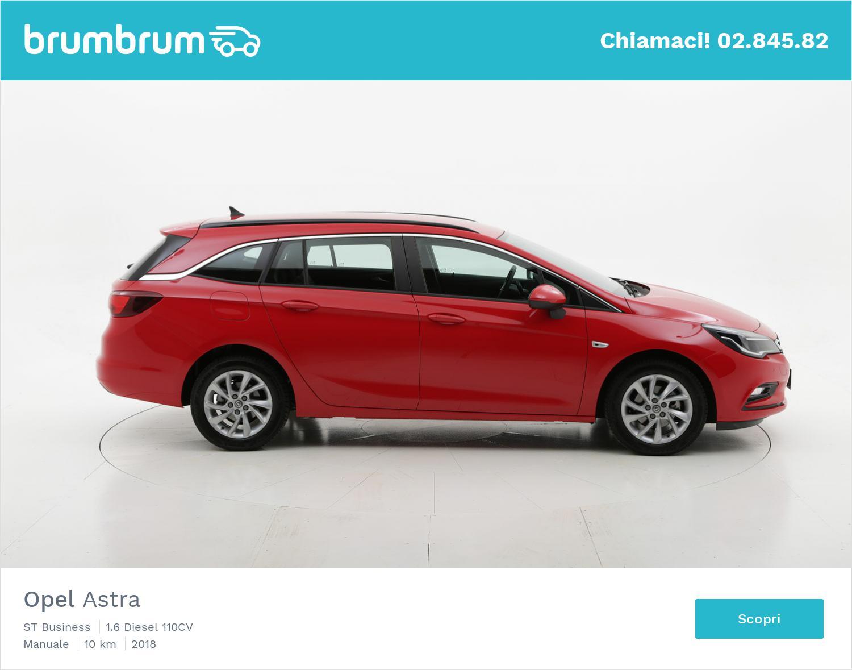 Opel Astra usata del 2018 con 25 km | brumbrum