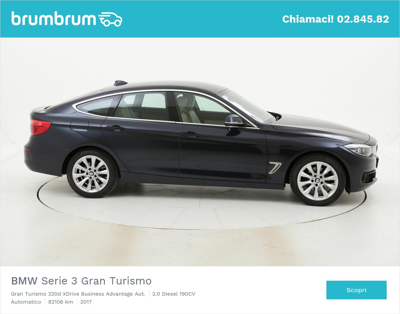 BMW Serie 3 Gran Turismo usata del 2017 con 82.124 km | brumbrum