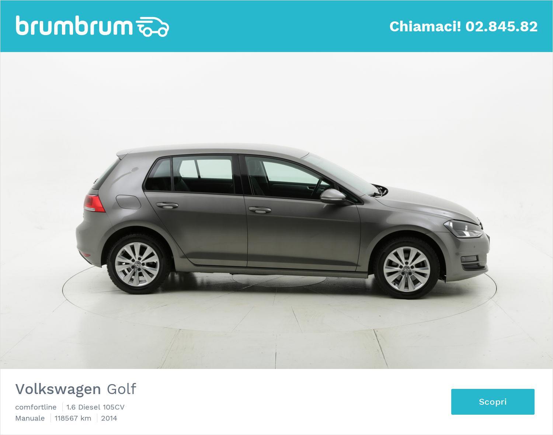 Volkswagen Golf usata del 2014 con 118.733 km | brumbrum