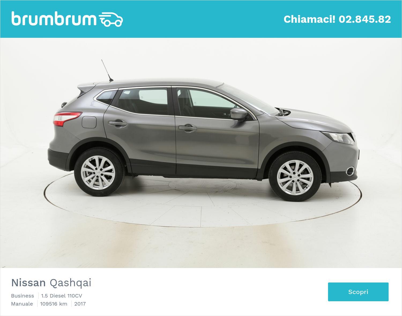 Nissan Qashqai usata del 2017 con 110.043 km | brumbrum