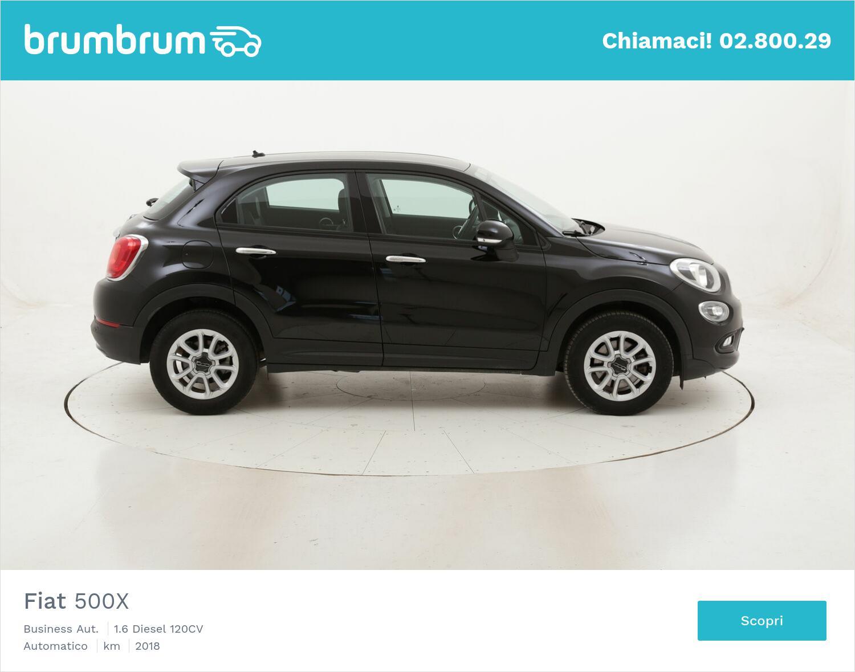 Fiat 500X Business Aut. usata del 2018 con 48.088 km   brumbrum
