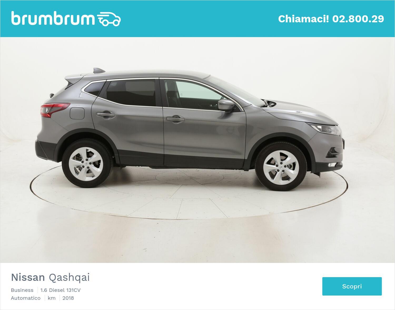 Nissan Qashqai Business usata del 2018 con 37.685 km   brumbrum