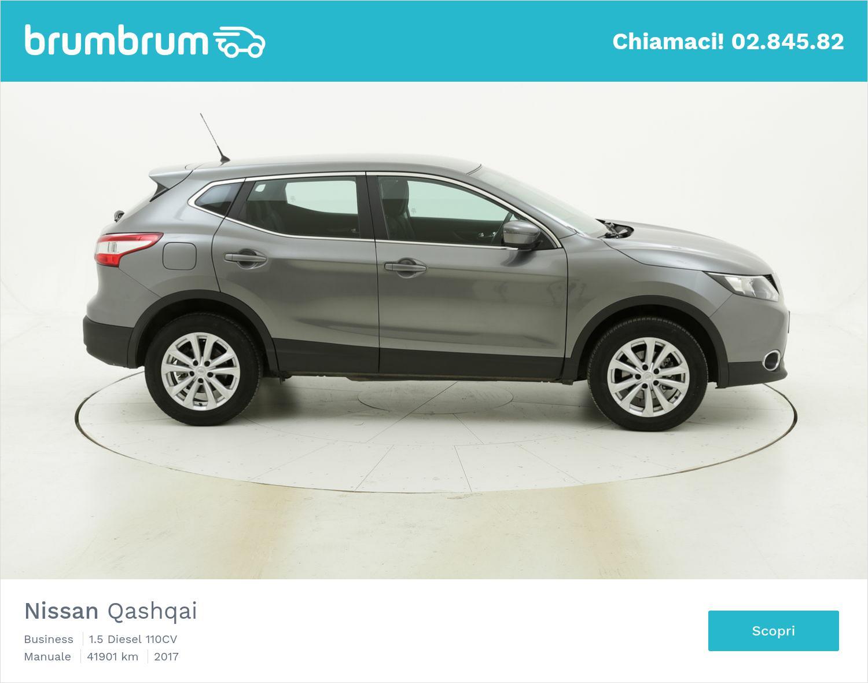 Nissan Qashqai usata del 2017 con 41.931 km   brumbrum