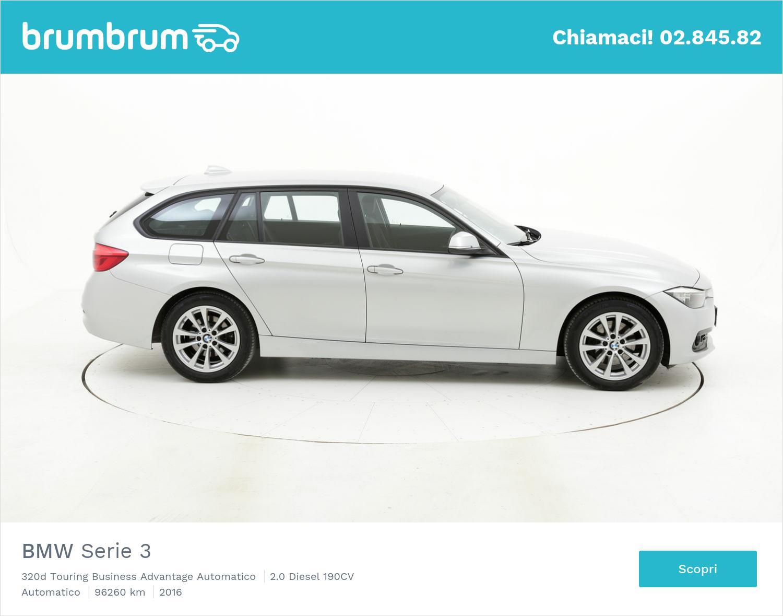 BMW Serie 3 usata del 2016 con 96.758 km | brumbrum