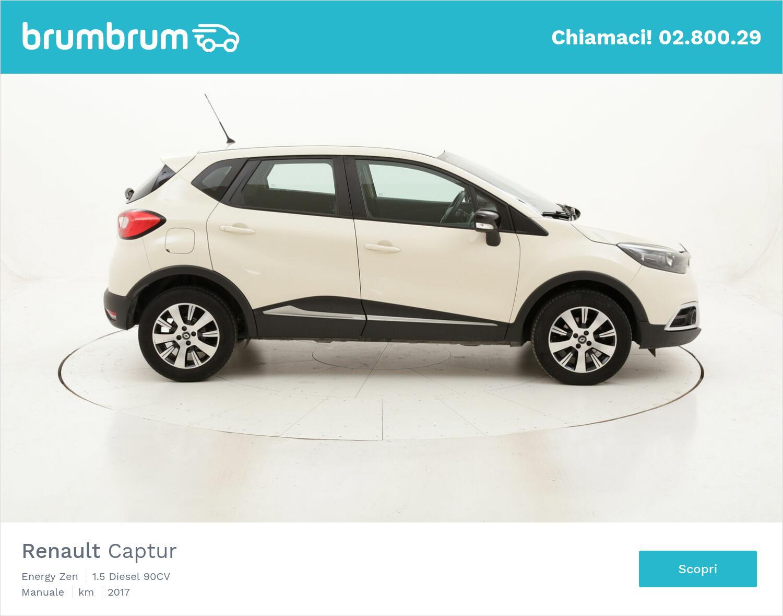 Renault Captur Energy Zen usata del 2017 con 117.410 km   brumbrum
