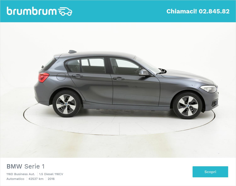 BMW Serie 1 usata del 2016 con 43.111 km | brumbrum