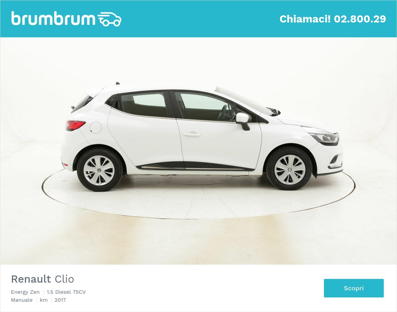 Renault Clio Energy Zen usata del 2017 con 31.958 km | brumbrum