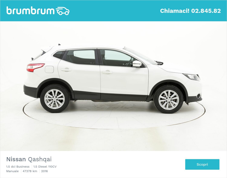 Nissan Qashqai usata del 2016 con 47.553 km | brumbrum