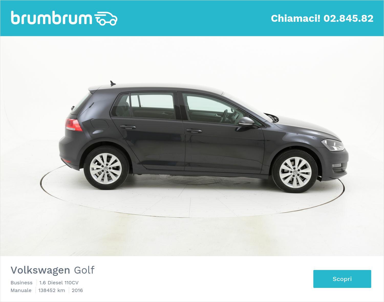 Volkswagen Golf usata del 2016 con 138.637 km | brumbrum