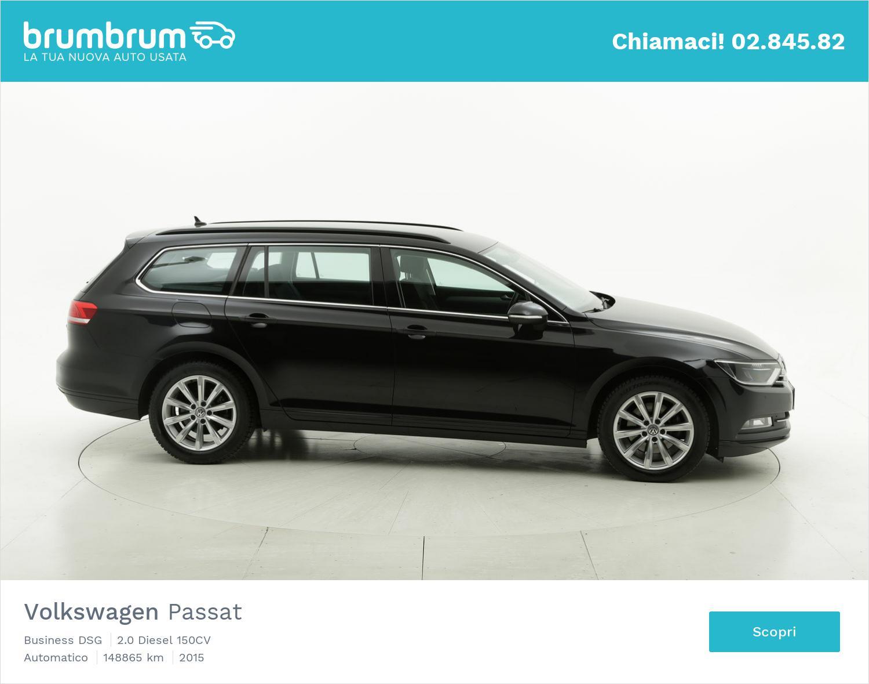 Volkswagen Passat usata del 2015 con 149.175 km | brumbrum