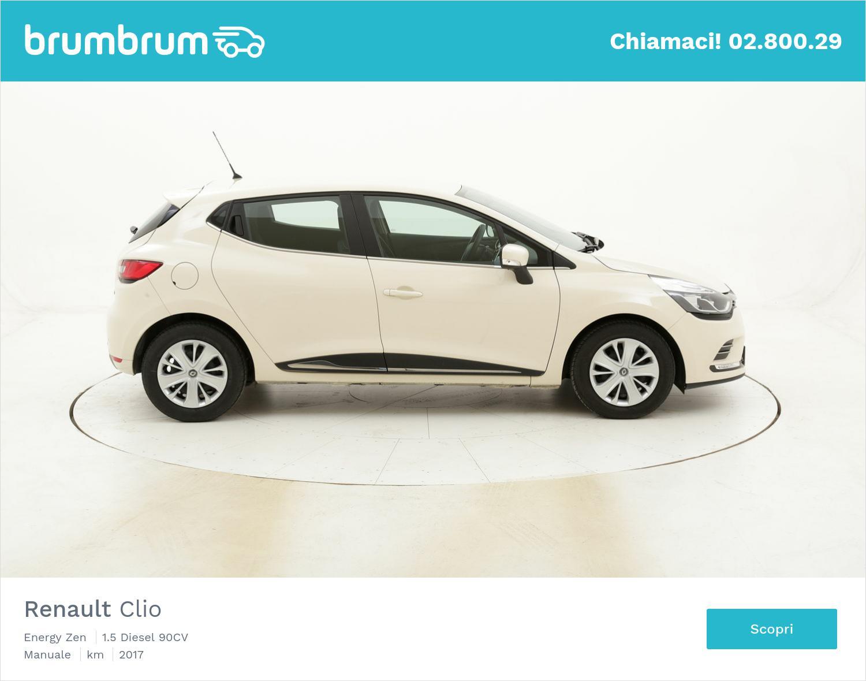 Renault Clio Energy Zen usata del 2017 con 20.652 km   brumbrum