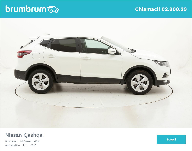 Nissan Qashqai Business usata del 2018 con 126.844 km   brumbrum
