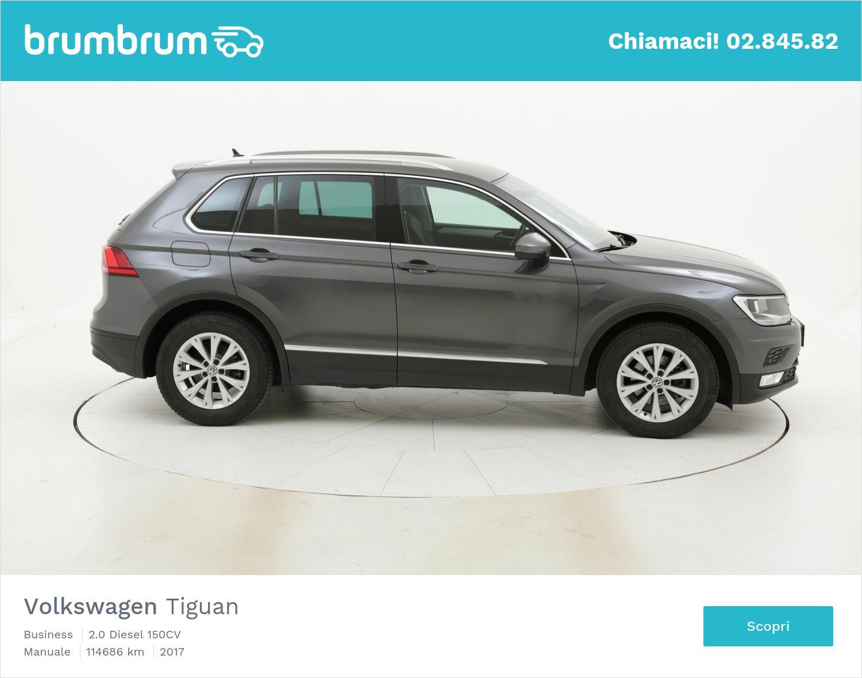 Volkswagen Tiguan usata del 2017 con 114.865 km | brumbrum