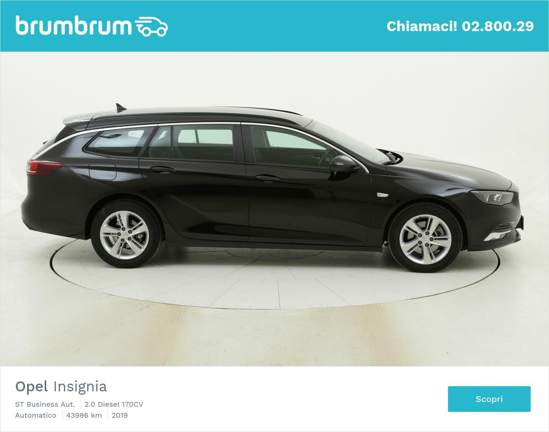 Opel Insignia ST Business Aut. usata del 2019 con 44.065 km | brumbrum