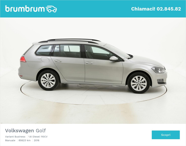 Volkswagen Golf usata del 2016 con 85.785 km   brumbrum
